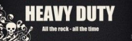 HEAVY DUTY - All the rock – all the time